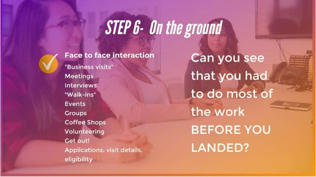 Overseas Job Search - 7 Steps To Make It a Breeze!